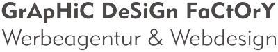Graphic Design Factory | Werbeagentur & Webdesign